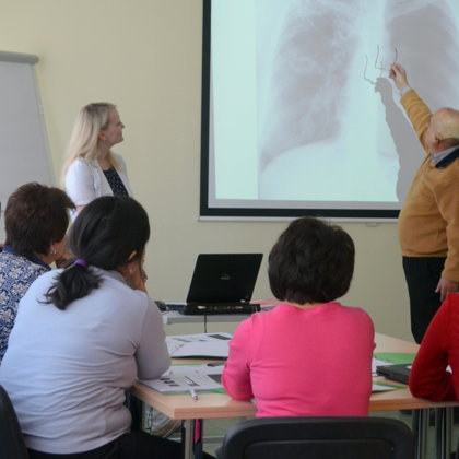 Advanced course on clinical management of drug resistant tuberculosis