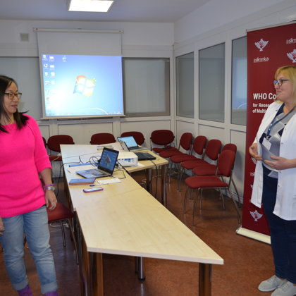 Observeship to the Latvian TB Supranational Reference Laboratory
