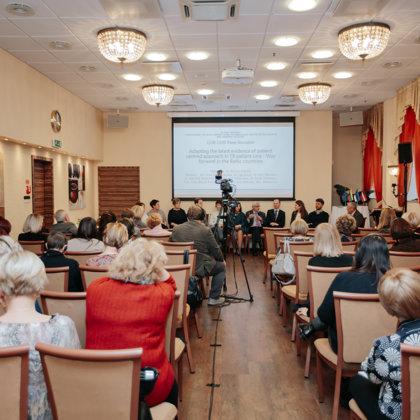 3rd Baltic Symposium, 23-24 of November, 2018, Riga