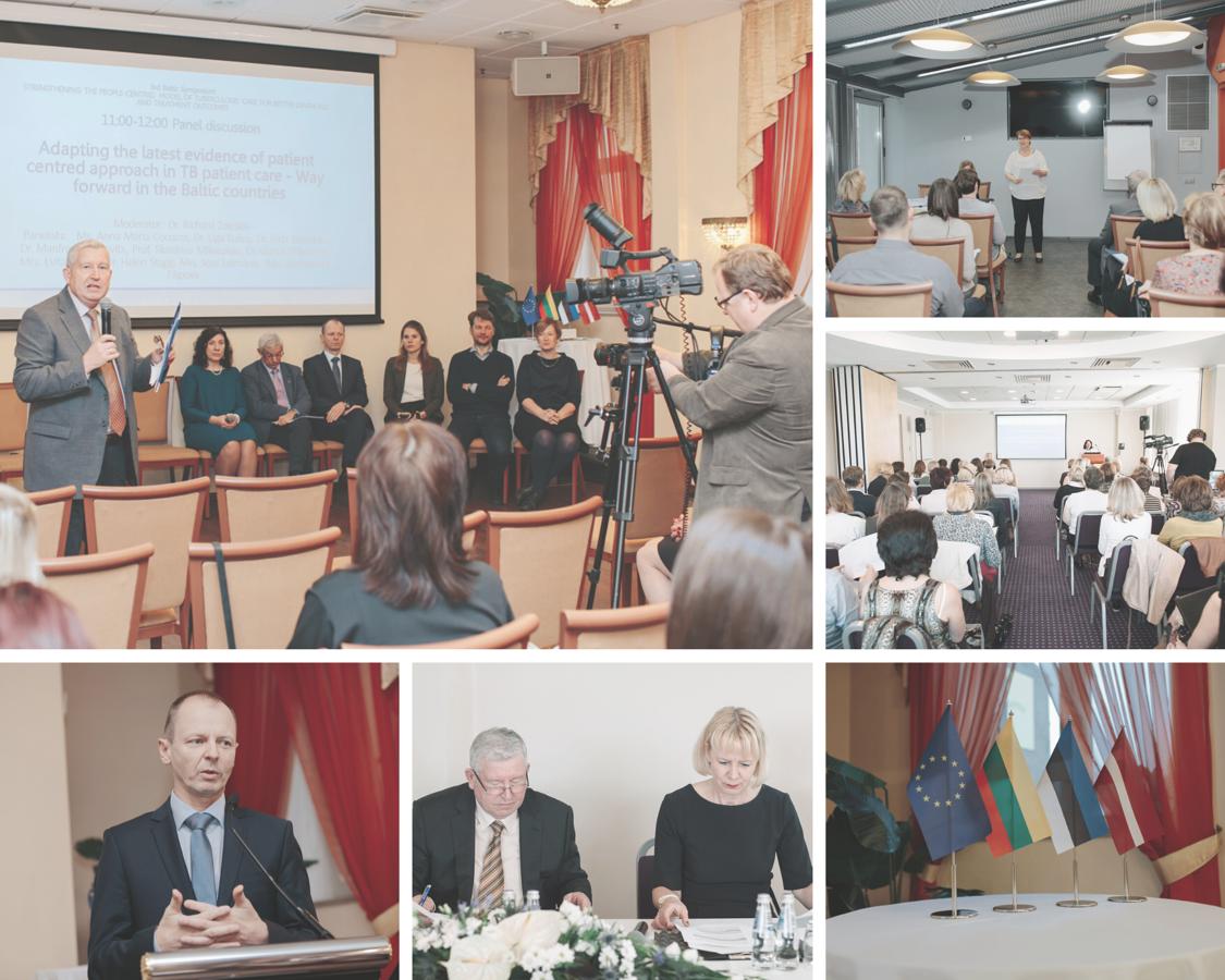 Baltic States TB Symposiums